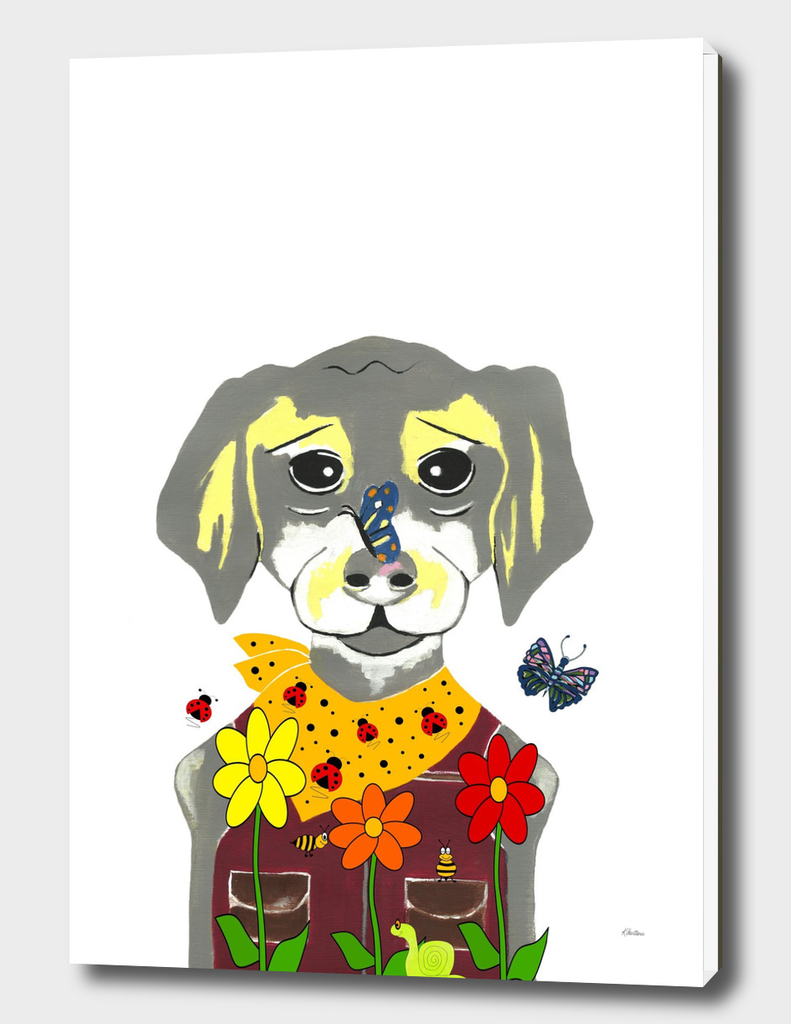Botanical Pup