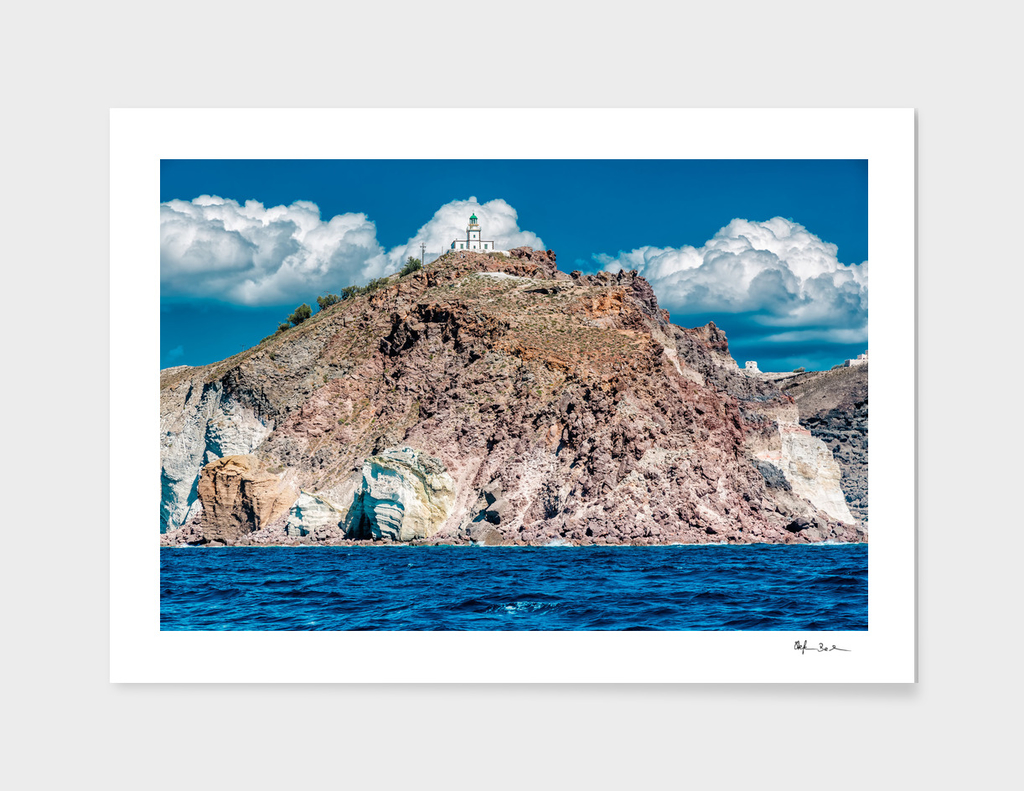 Faros Lighthouse - Santorini