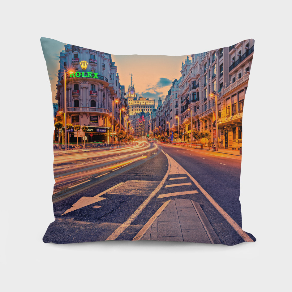 Gran Vía - Madrid