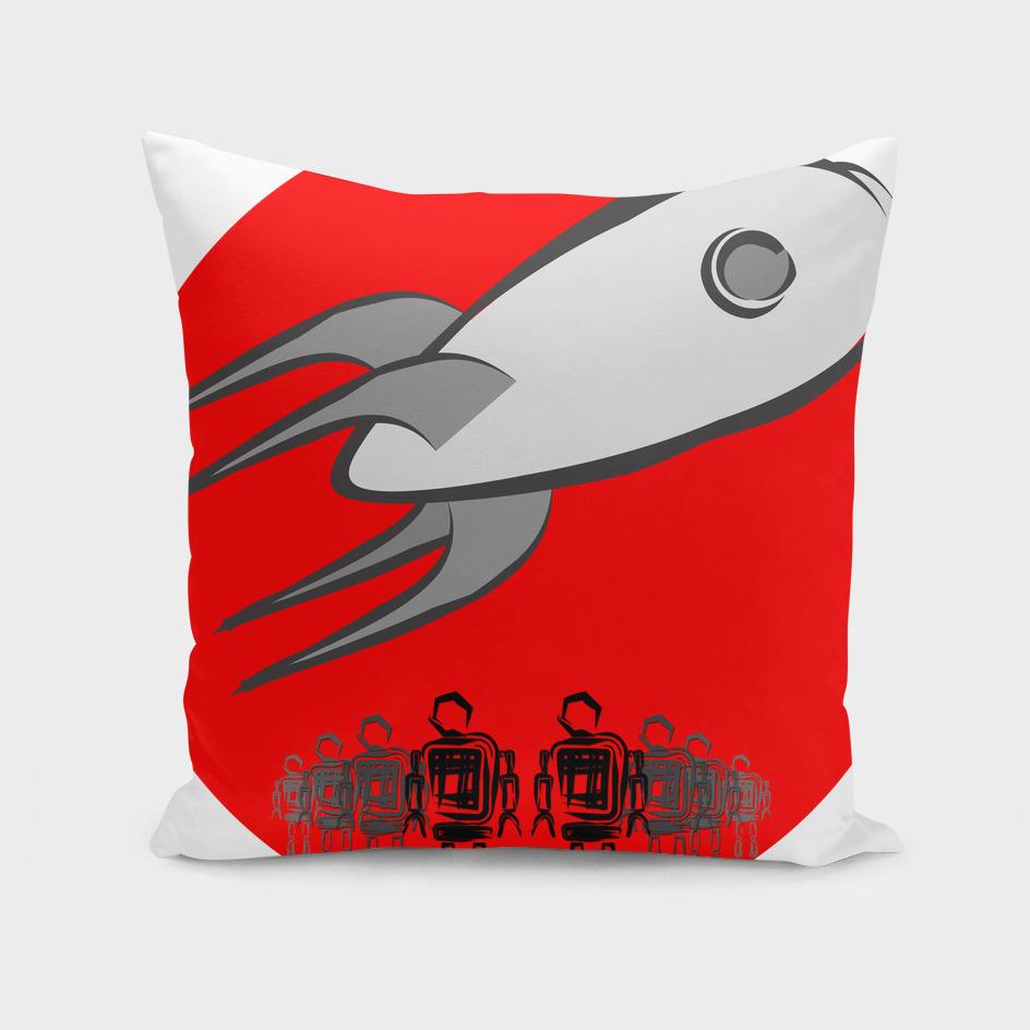 Starship and Robots