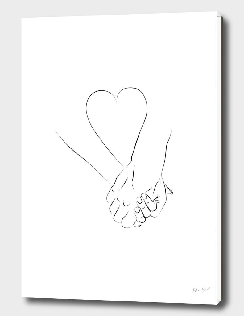 Love in Line