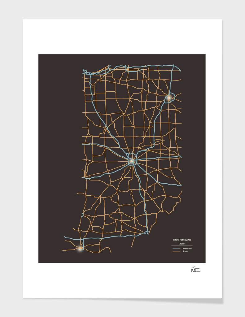 Indiana Highways