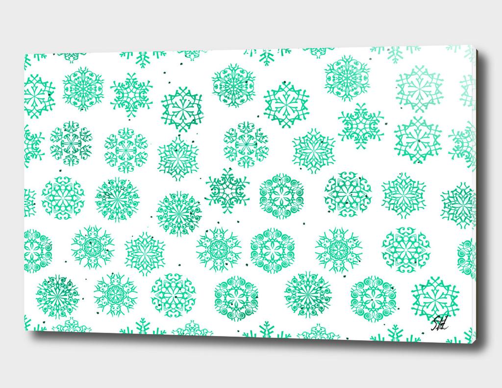 Luxurious Snowflakes II