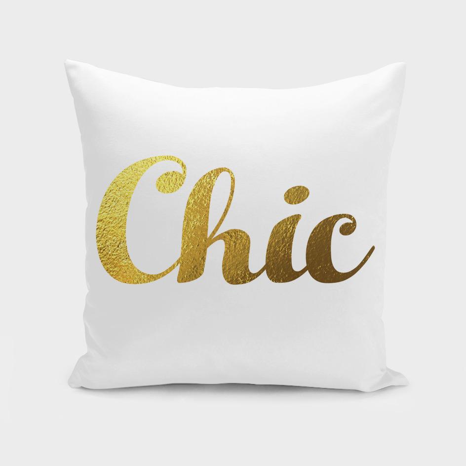 Gold Chic