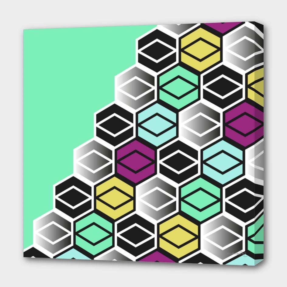 HexagonWall