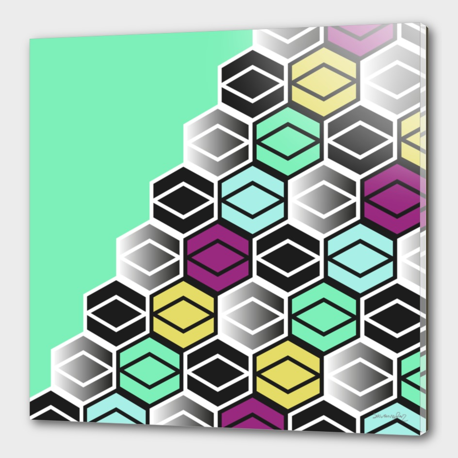 HexagonWall