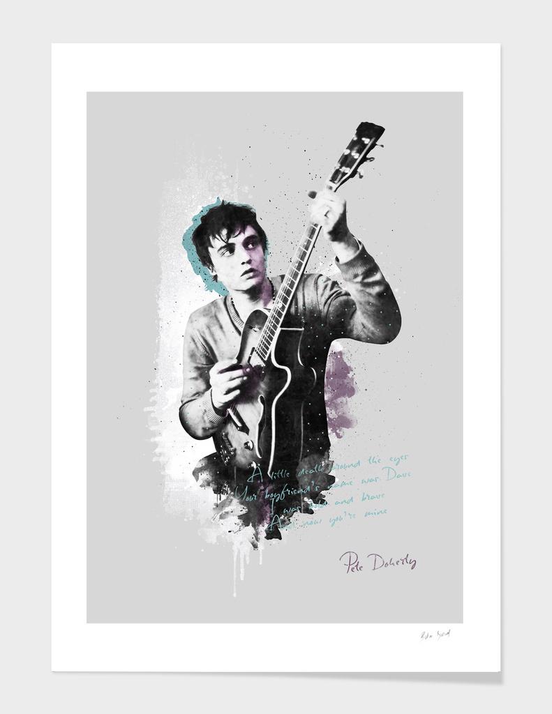 Pete Doherty Song Lyrics
