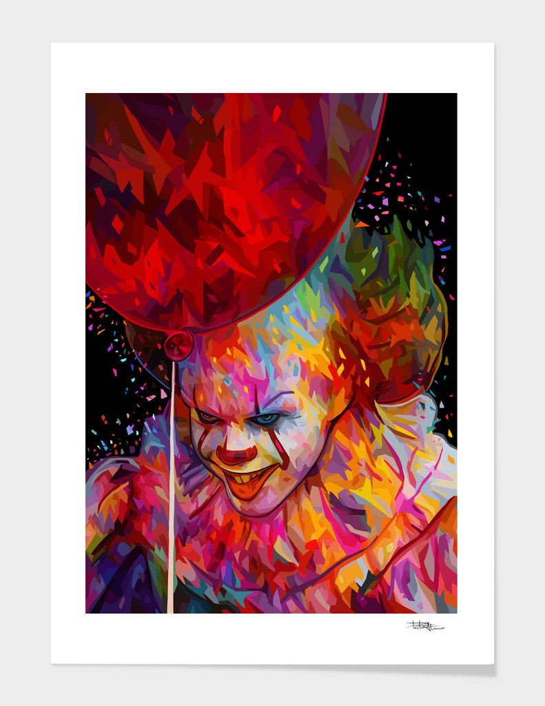 IT - Pennywise