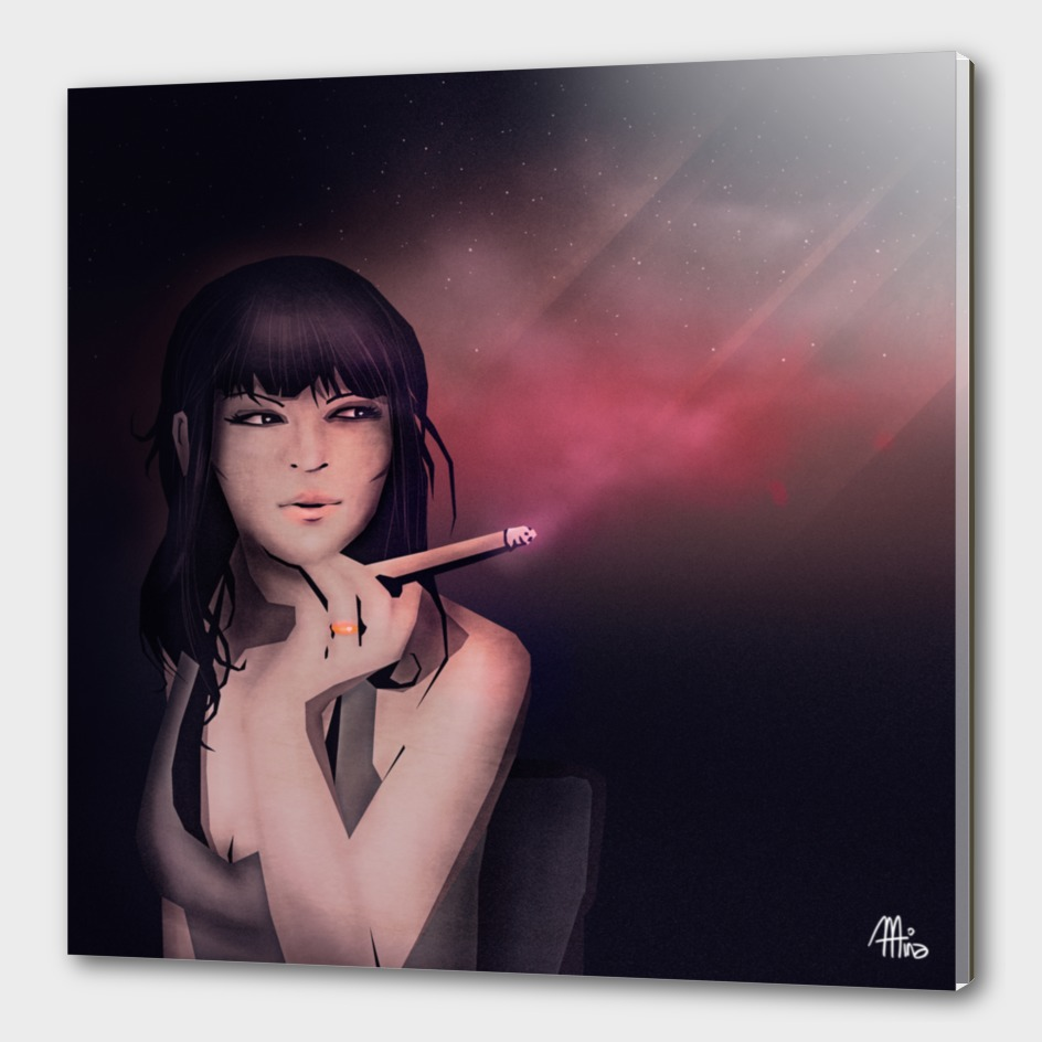 Smokey Woman (Part 2)