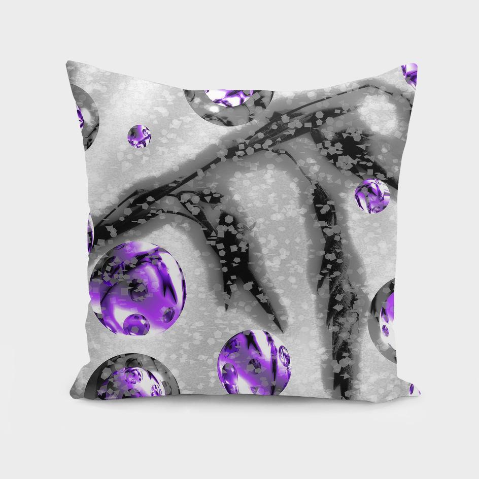 Purple Snowballs