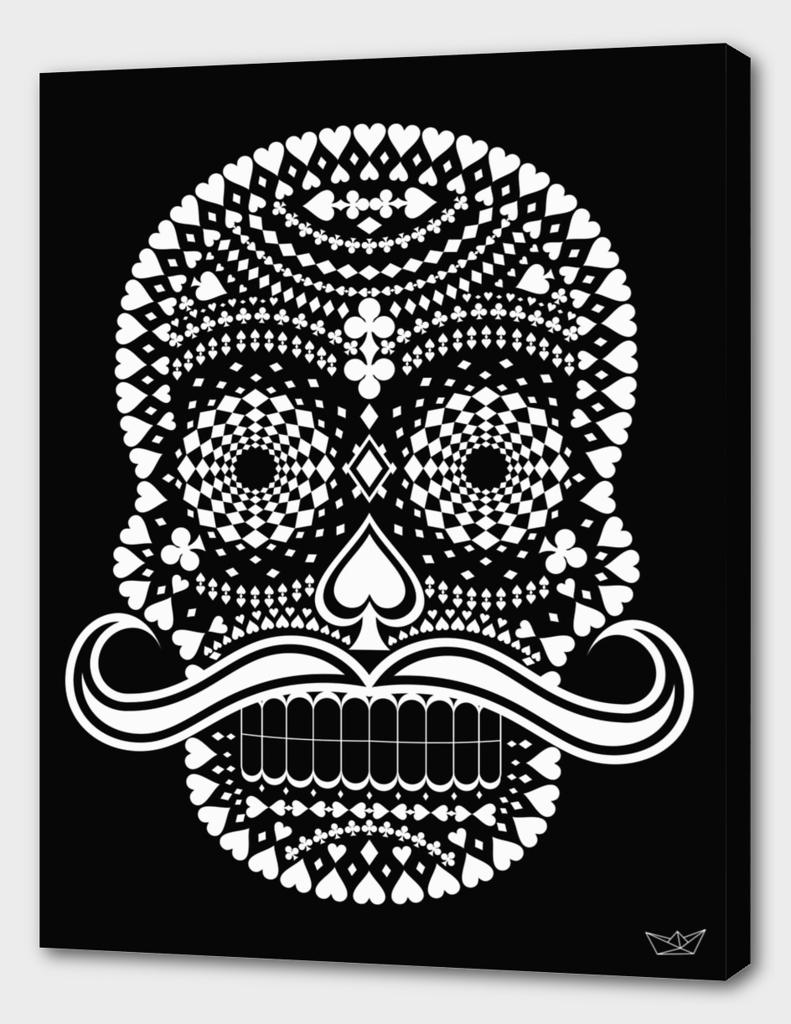 Black Skull  White Suits