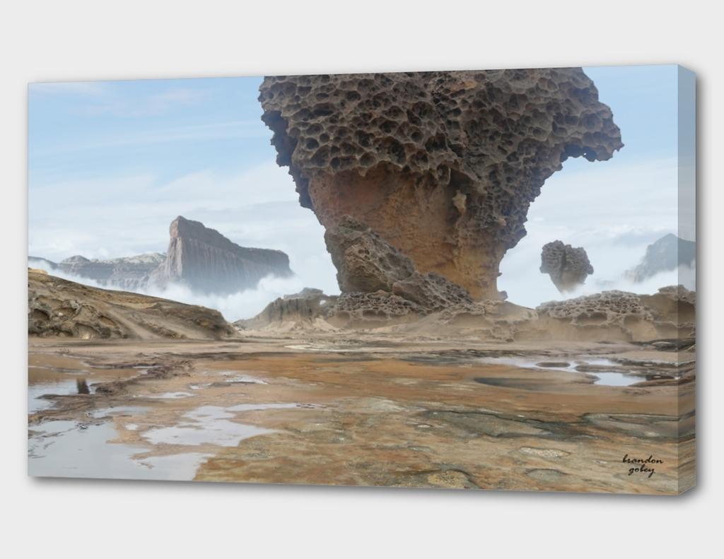 Porous Rocks