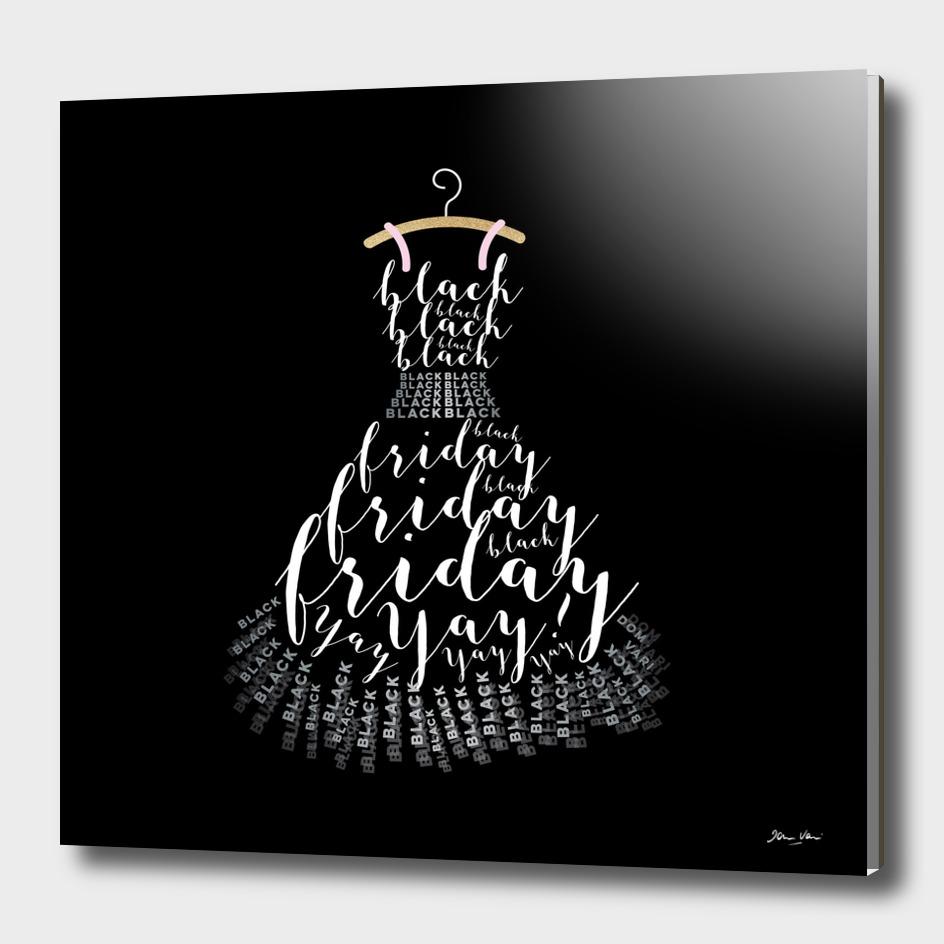 The Little Black Friday Dress
