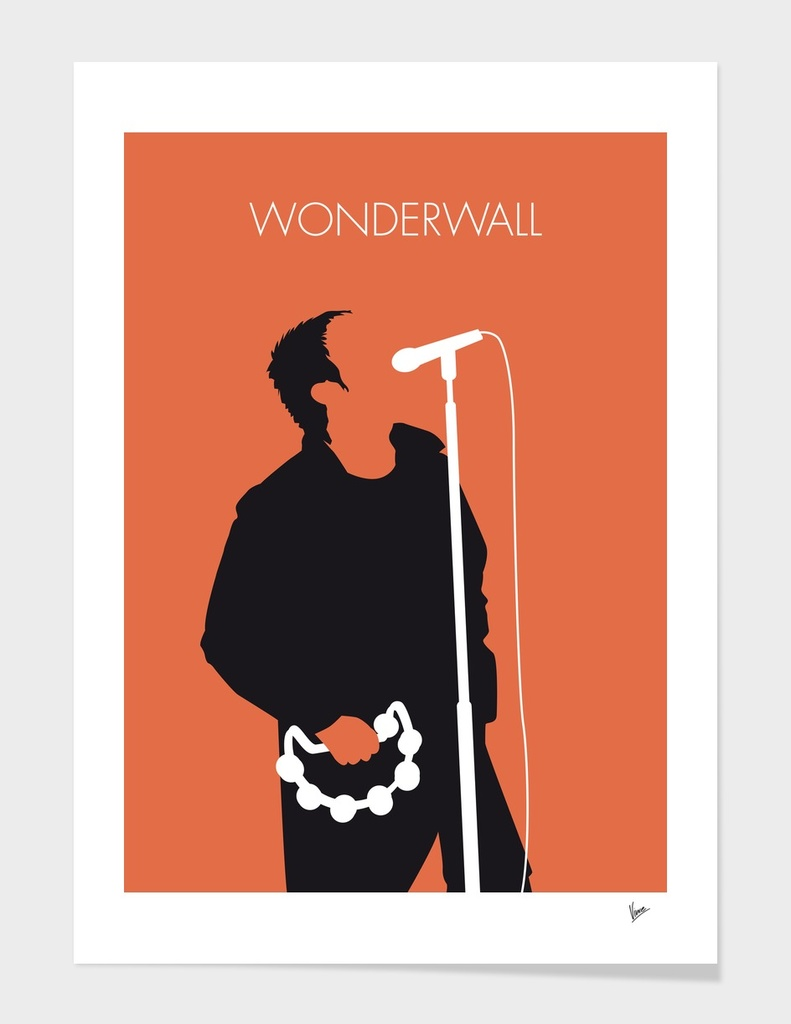 No023 MY Oasis Minimal Music poster-curioos