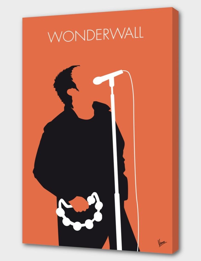 No023 MY Oasis Minimal Music poster-curioos