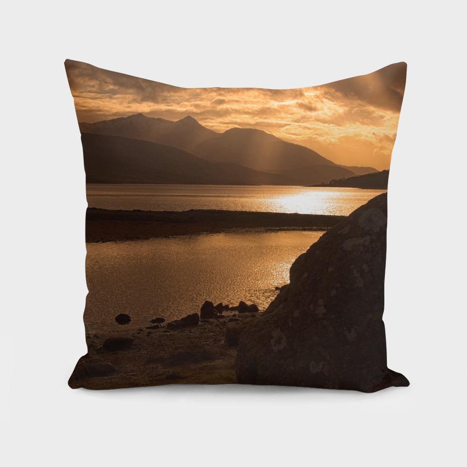 Glen Etive Sunset