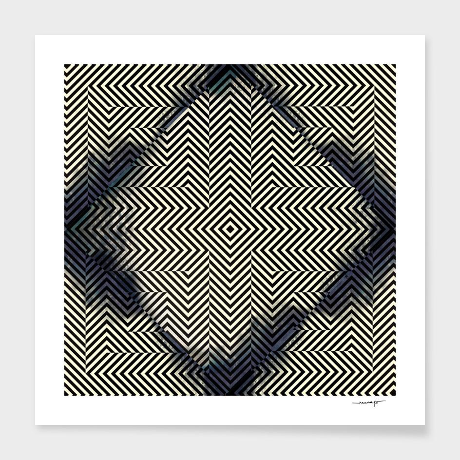 Square Opt Illusion