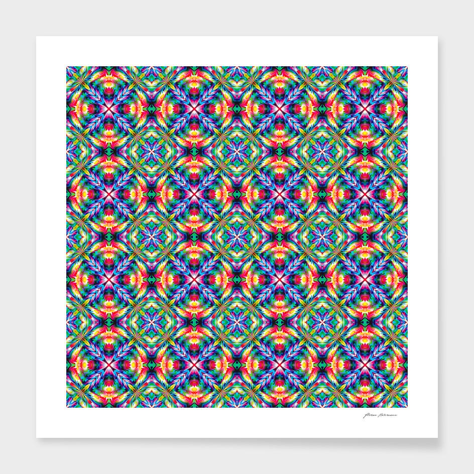 Native American Pattern One