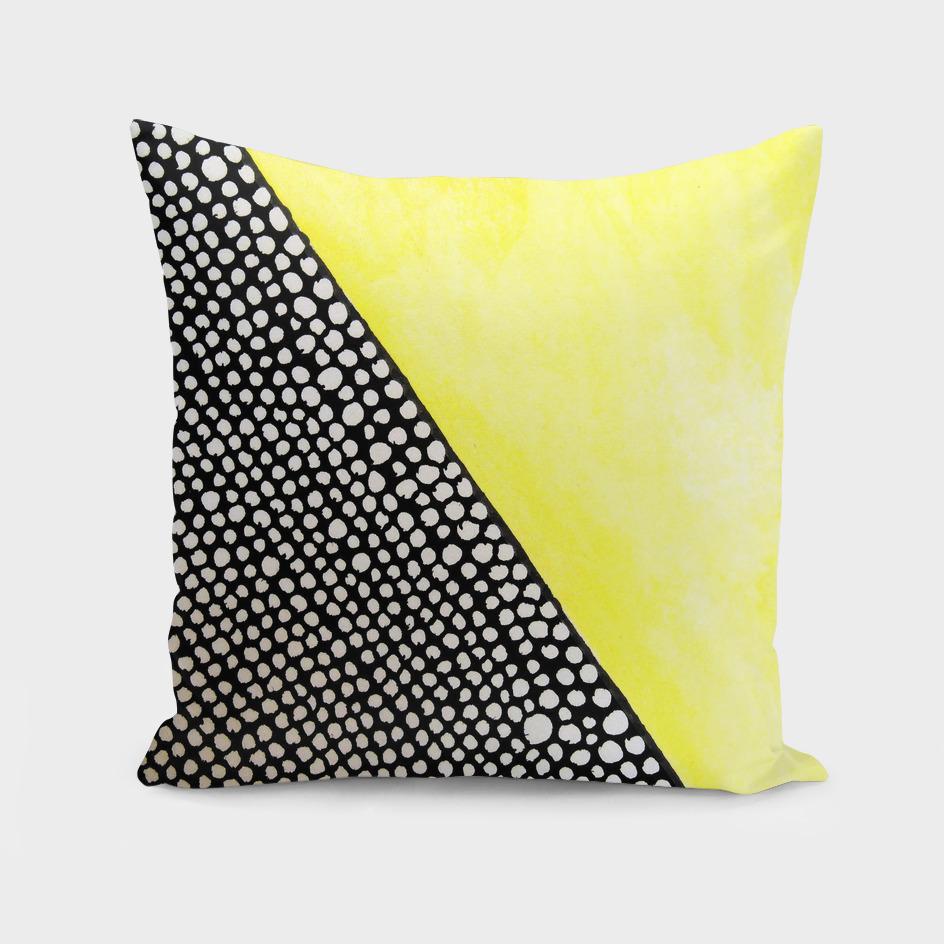 Diagonal Yellow