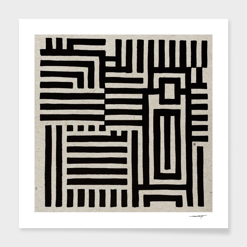 Optical Maze