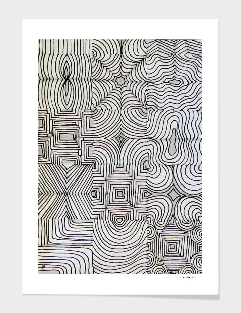 Crazy Lines