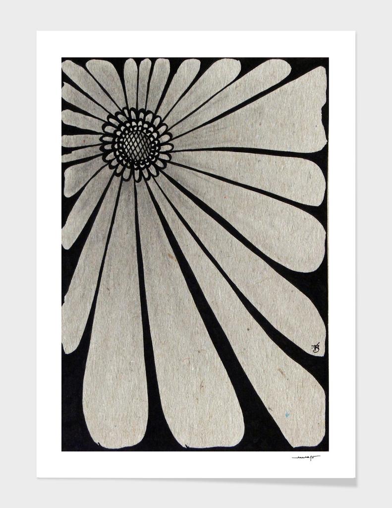Rectangle Flower