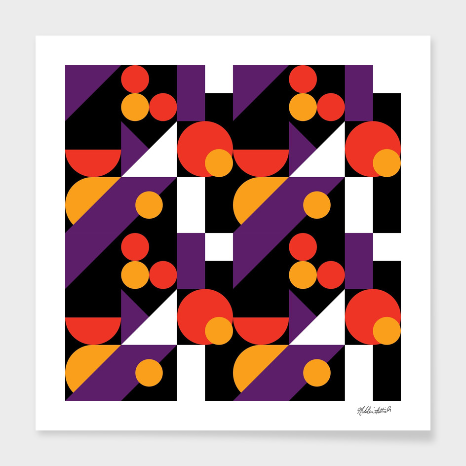 Graphic Pattern Design 4