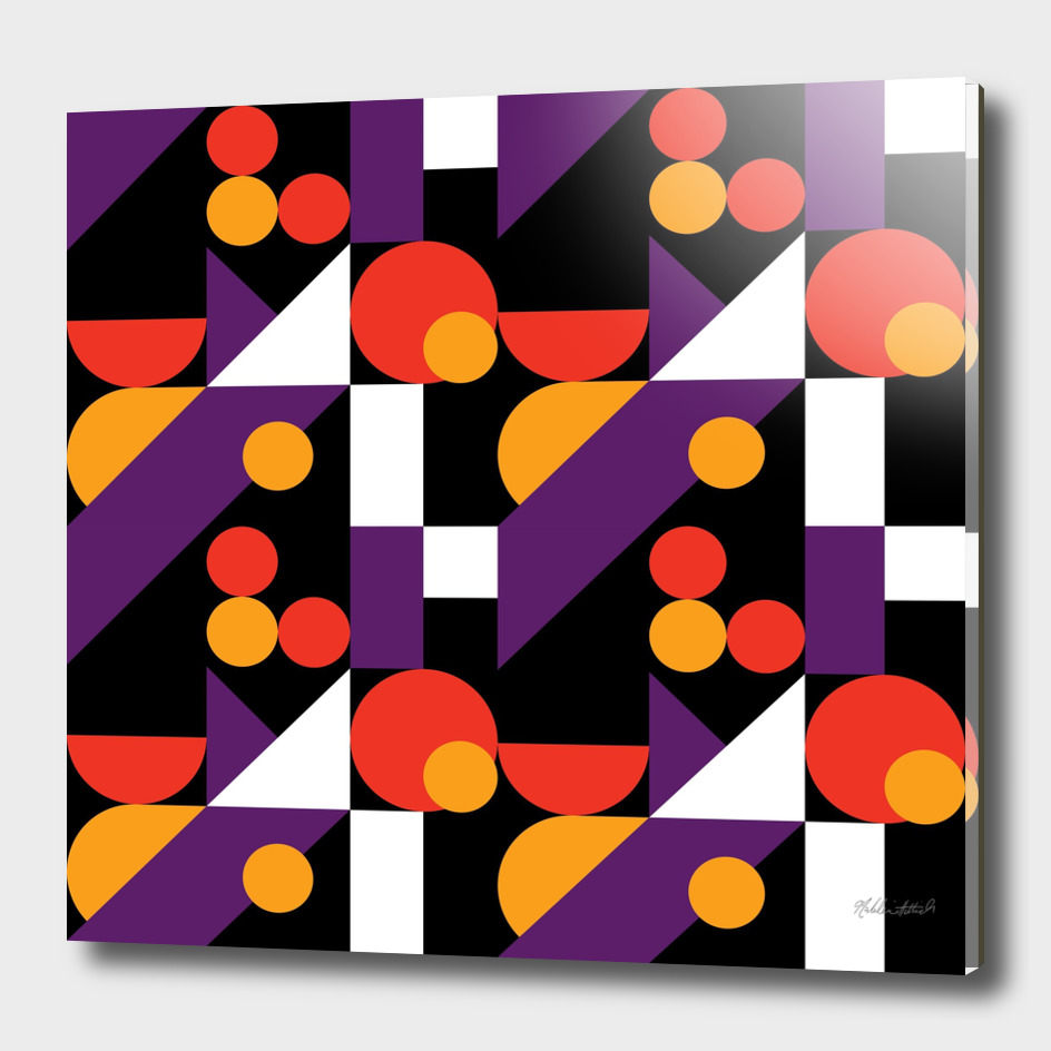 Graphic Pattern Design 4