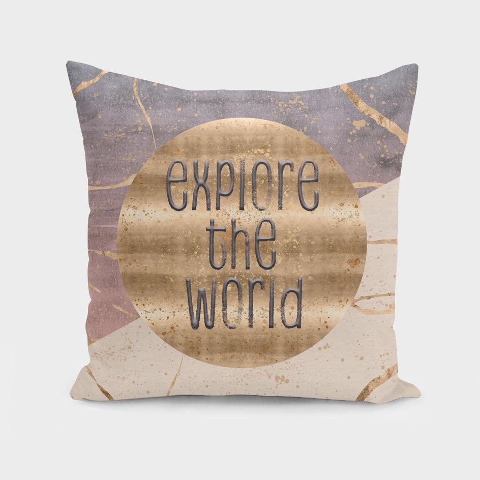 GRAPHIC ART Explore the world
