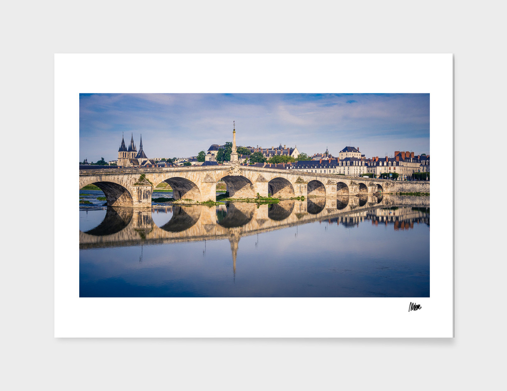 Bridge over Loire