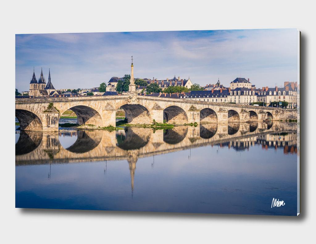 Bridge over Loire
