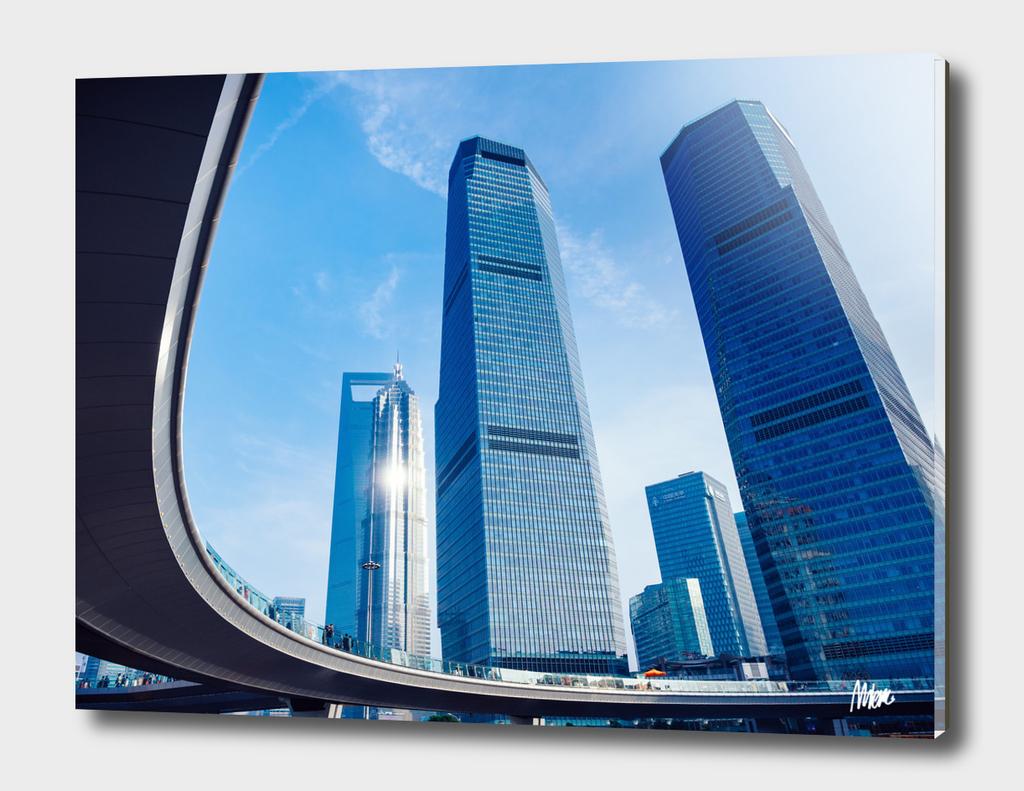 Skyscrapers (Shanghai)