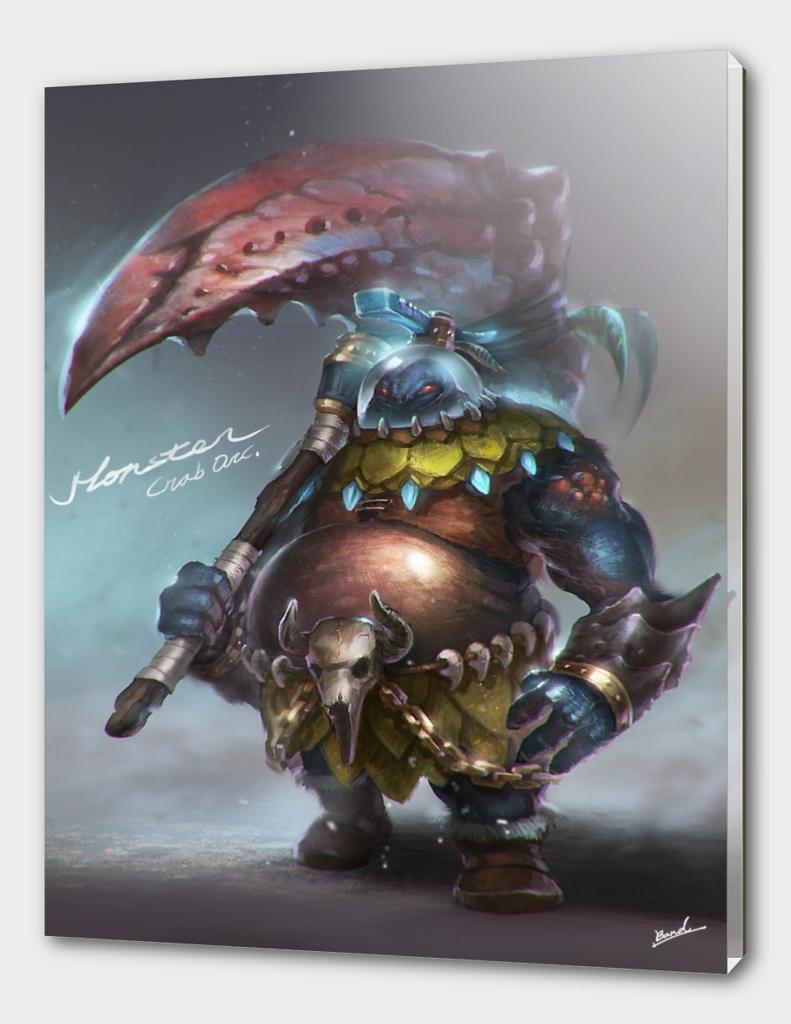Crab Orc