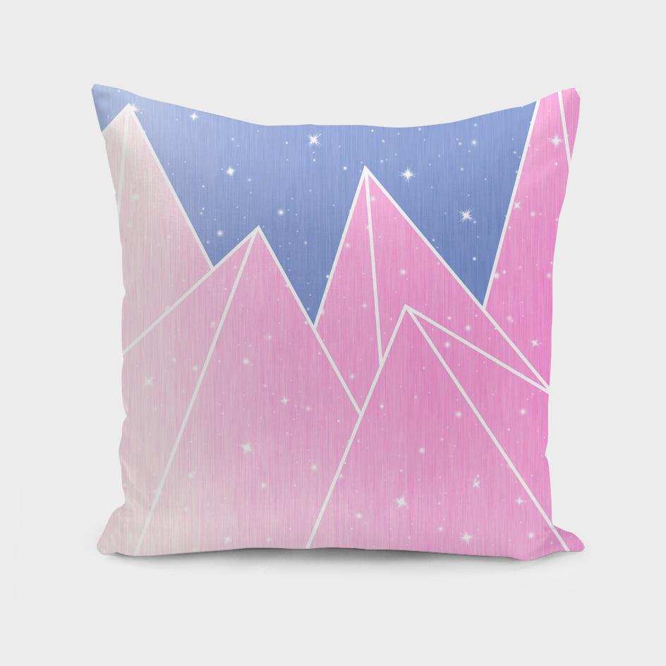Sparkly Pink Crystals Design