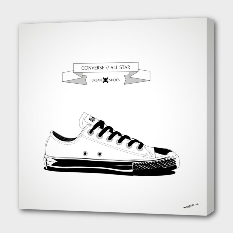 Urban Shoes / Converse