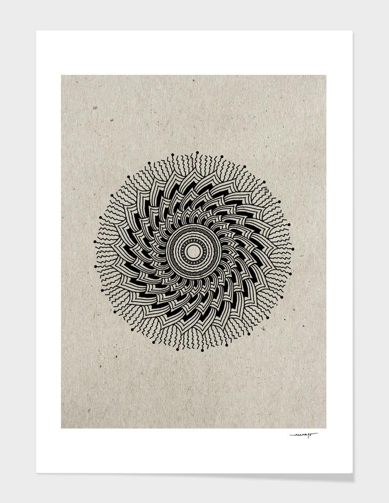 Digital Mandala #2