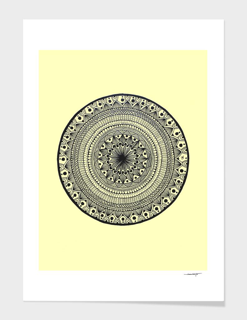 Mandala Creation #7