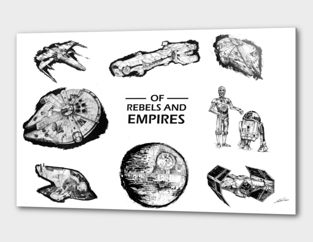 Of Rebels and Empires