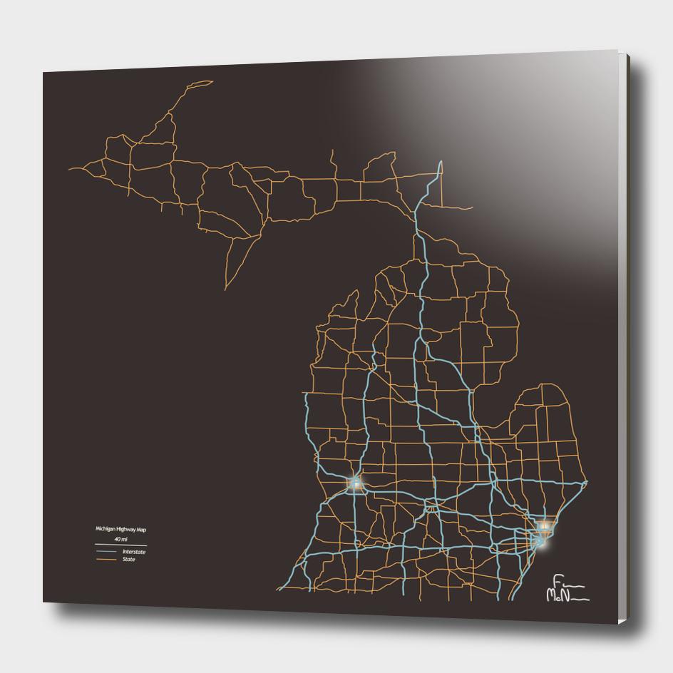 Michigan Highways