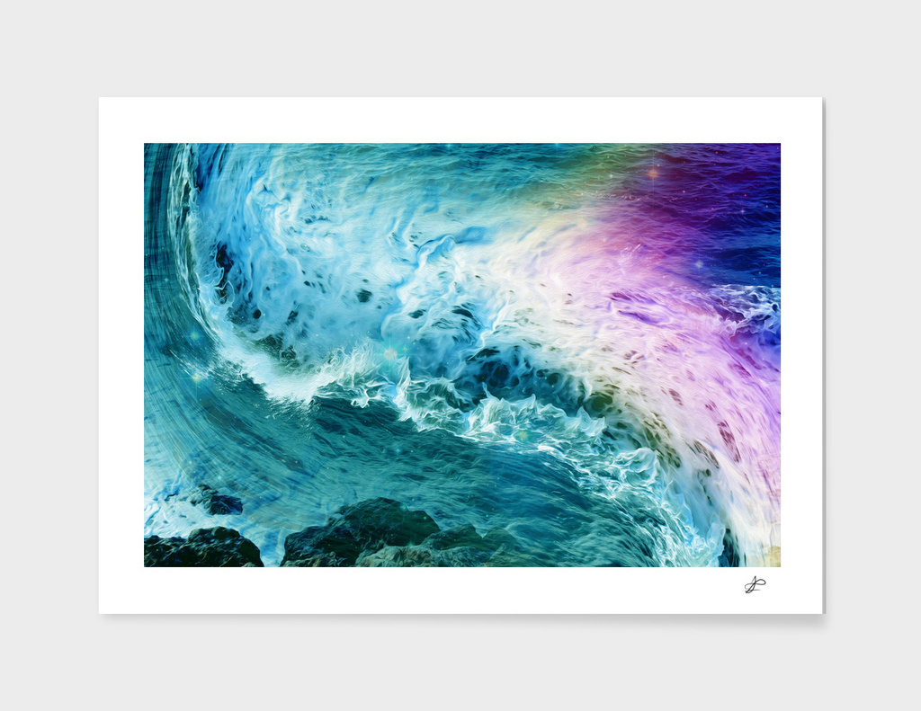 abstract waves II