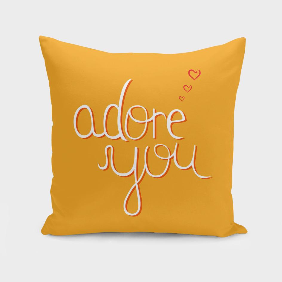 Adore you!