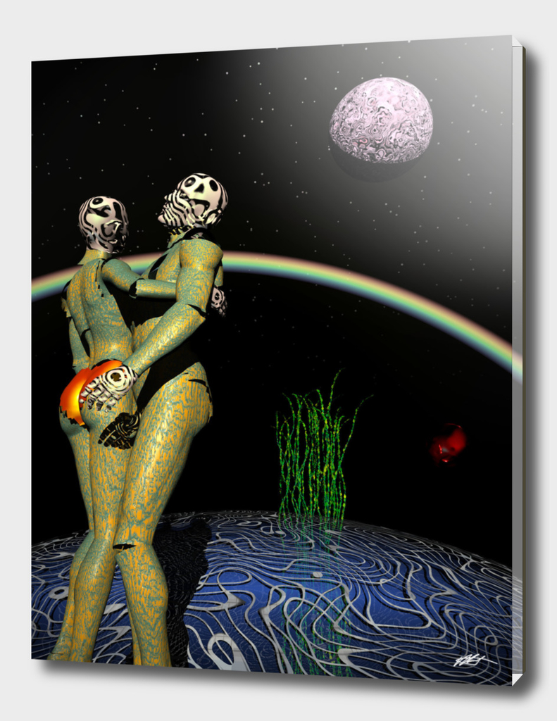 DANCING under the ROSE MOON