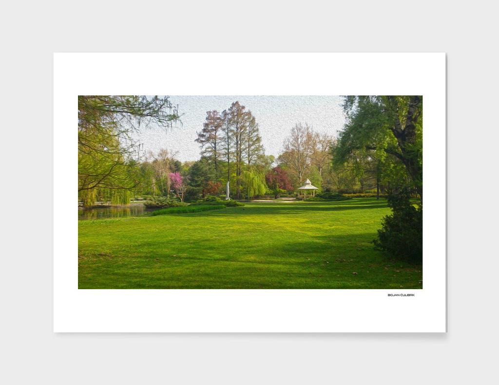 Dunavski Park 2nd Edition
