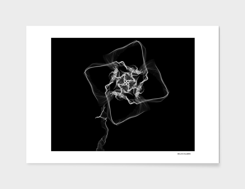 Abstract Flower 2nd Edition