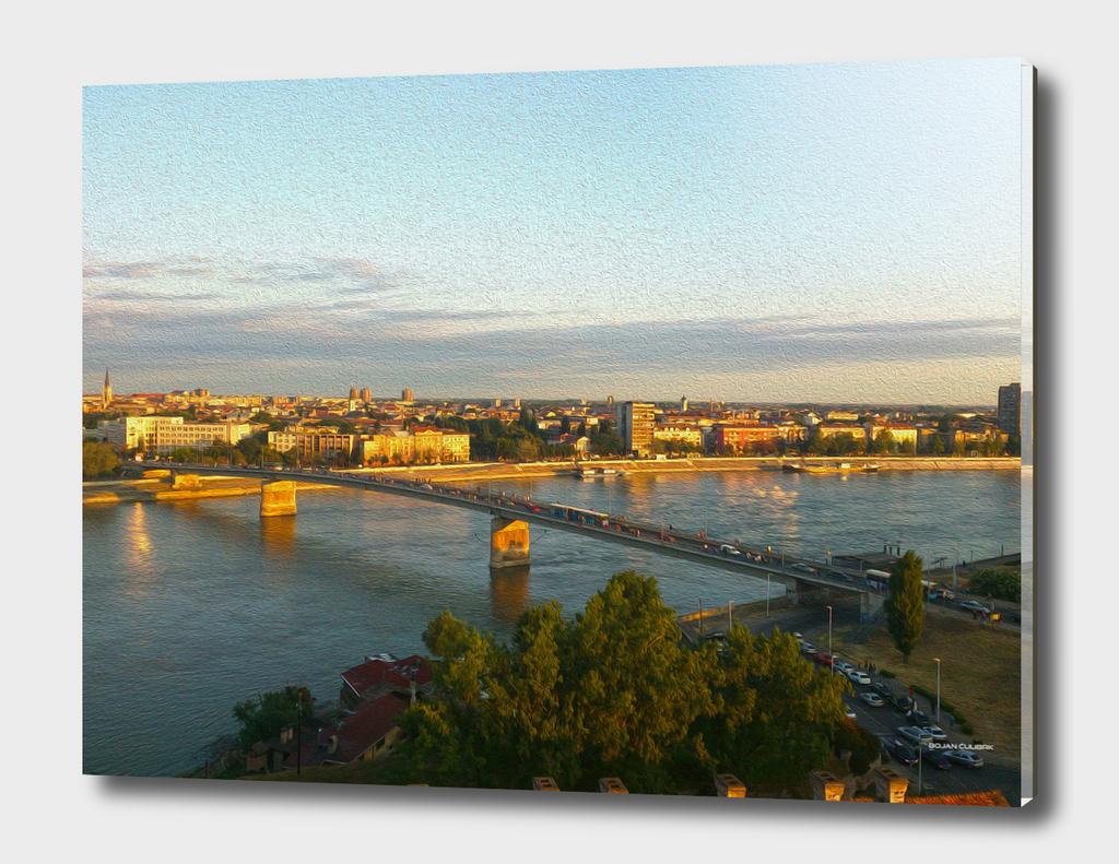 Novi Sad - Bridge