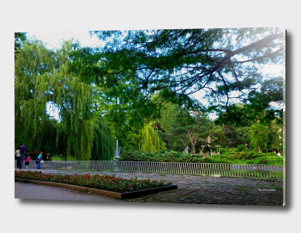 Dunavski Park 7th Edition