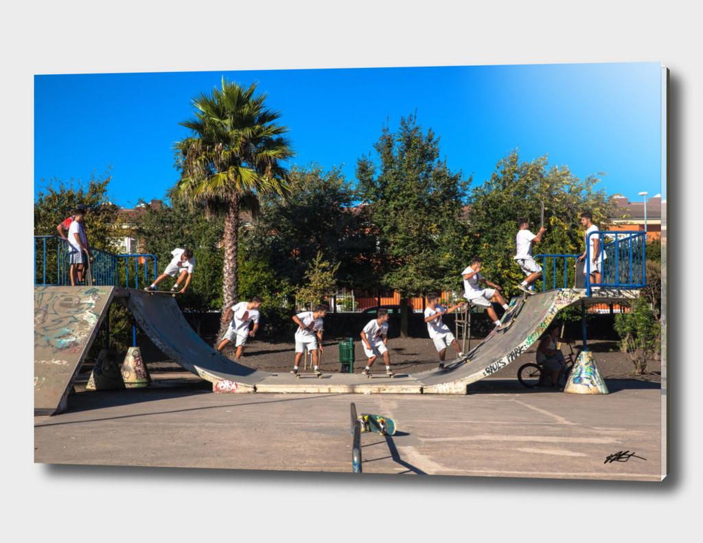 Life on skateboard 2