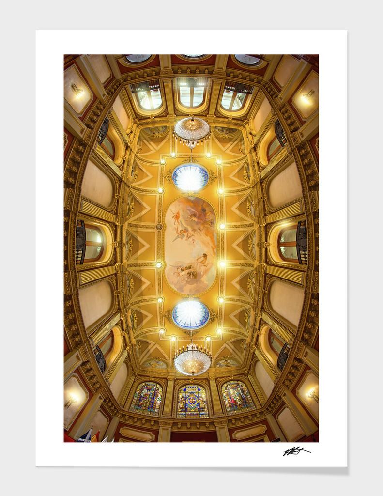 Neoclassical dome
