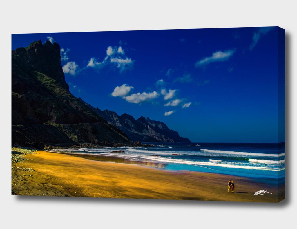 Almaciga beach