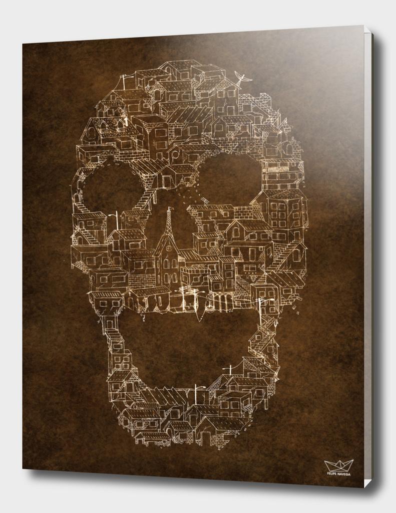 Skull - Shantytown Lights